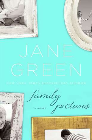 "Westport novelist Jane Green will launch her new book ""Family Pictures"" with a talk and signing at the Fairfield University Bookstore on Wednesday, March 20 at 7 p.m. Photo: Contributed Photo"