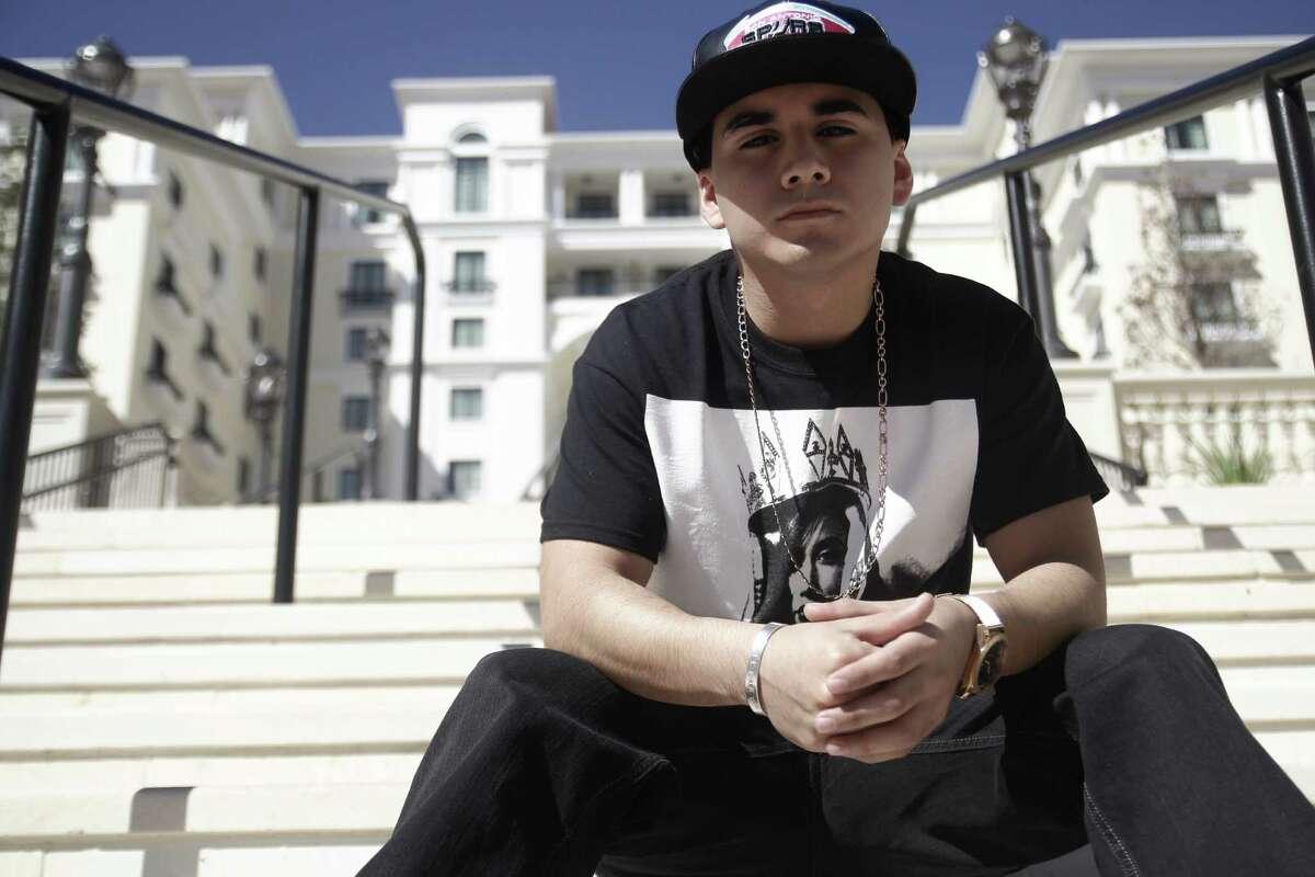 San Antonio hip-hop producer J Money (John Mendez) is proud to create music that represents his hometown.