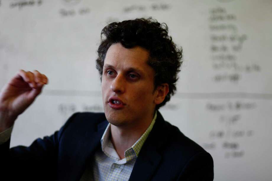Aaron LevieAaron Levie started enterprise software company Box, and the company could IPO at a $3 billion valuation. Levie dropped out of USC after coming up with the idea that became Box.net, a cloud content management system. He got $350,000 in funding from Mark Cuban. Photo: Lea Suzuki, The Chronicle / ONLINE_YES