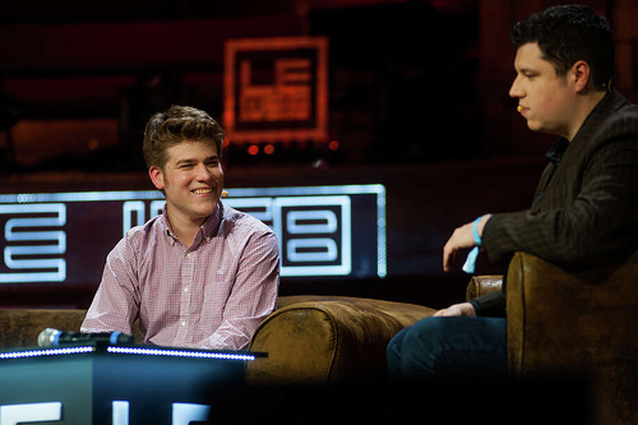 Zach SimsZach Sims started Codeacademy, which has over a million users and raised more than $10 million from investors last year, including Richard Branson. Sims dropped out of Columbia in 2011 to build Codeacademy. Photo: LeWeb12, Flickr