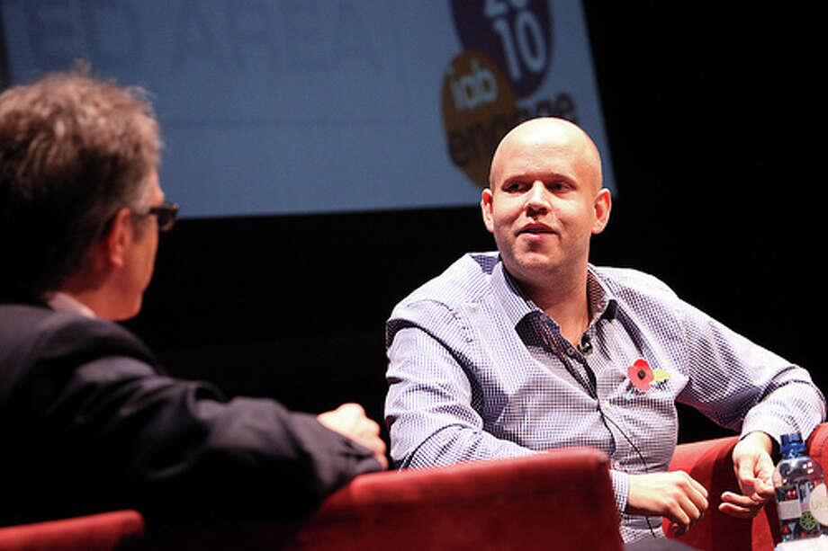 Daniel EkDaniel Ek co-founded the wildly popular music streaming service Spotify at age 21. Ek left his studies in engineering at the Royal Institute of Technology in Sweden after eight weeks in 2005, but became a millionaire just a few years later. Photo: Iabuk, Flickr