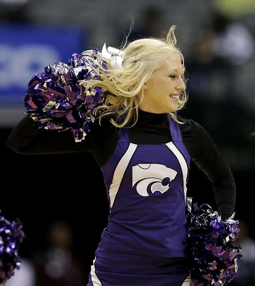 Kansas State Wildcats Photo: Tony Gutierrez, Associated Press
