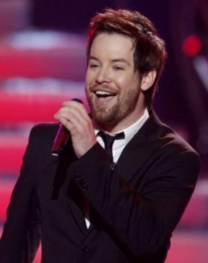 David Cook was born in Houston: American Idol, Season 7 (2008)