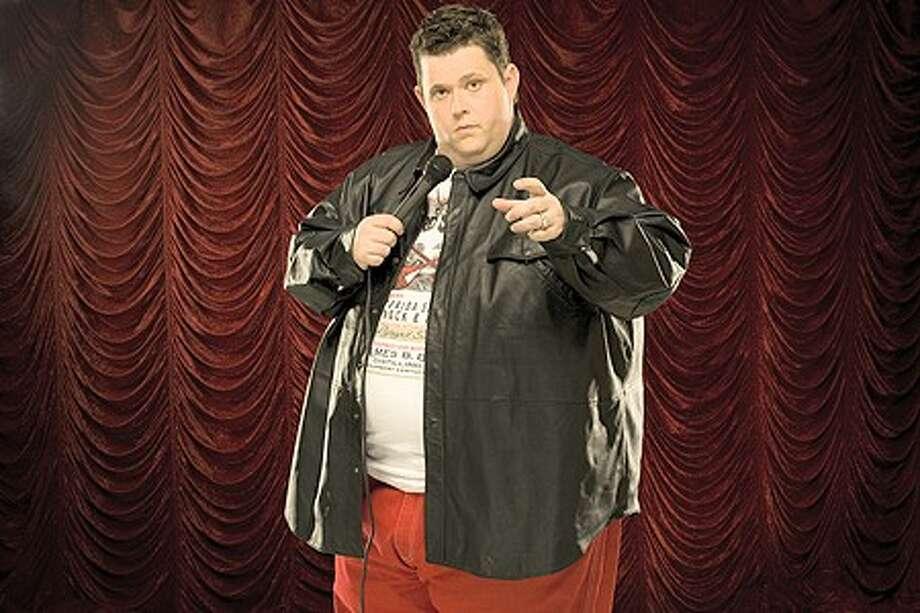 Ralphie May of Houston (via Tennessee): Last Comic Standing, Season 1 (2003)