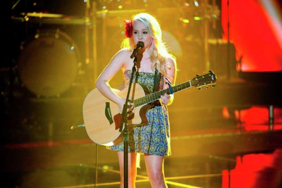 Raelynn of Baytown: The Voice, Season 2 (2012) Photo: Lewis Jacobs / © NBCUniversal, Inc.