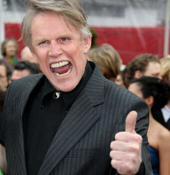 Film and TV star Gary Busey was born in Goose Creek, near Houston, but attended school in Tulsa, Okla.