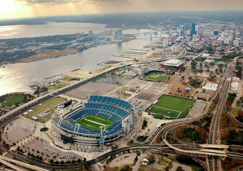 #2. Jacksonville, Fla. Photo: AP / JACKSONVILLE TIMES-UNION