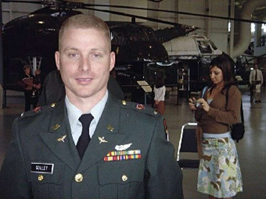 The Army released Jeremy Goulet in exchange for having his rape charges dropped. Photo: -, Antelope Valley Press