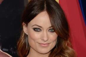 Actress Olivia Wilde attends the premiere of Warner Bros. Pictures' 'The Incredible Burt Wonderstone' at TCL Chinese Theatre on March 11, 2013 in Hollywood, California.