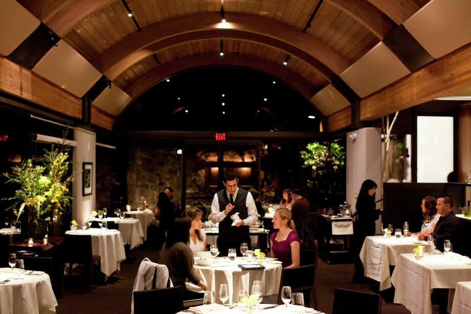 Etoile at Domain Chandon in Yountville said so long after nearly four decades. Photo: Jason Henry / Jason Henry / Special To The Chronicle 2013 / ONLINE_YES