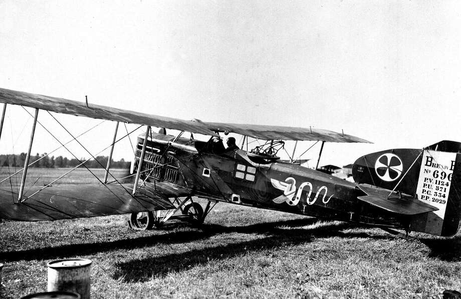 The Breguet XIV was another World War I spyplane. Photo: Albert Harlingue, Roger Viollet/Getty Images / 2012 Roger Viollet