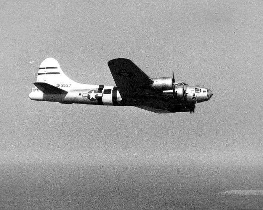 The Boeing F-9 was the aerial reconnaissance version of the legendary B-17 Flying Fortress. Photo: U.S. Air Force