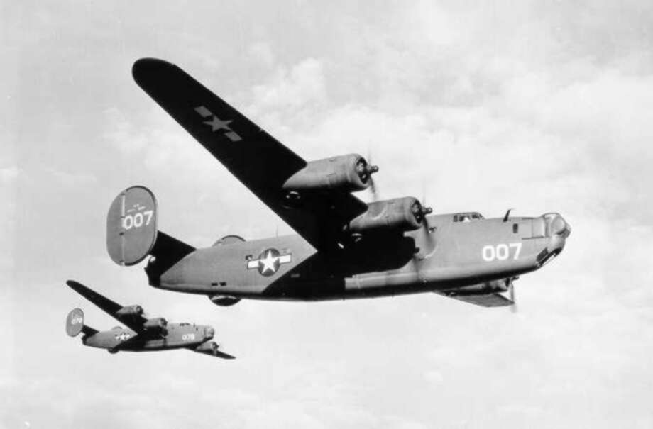 The Consolidated PB4Y-1 Liberator were B-24s modified for reconnaissance. Photo: U.S. Coast Guard