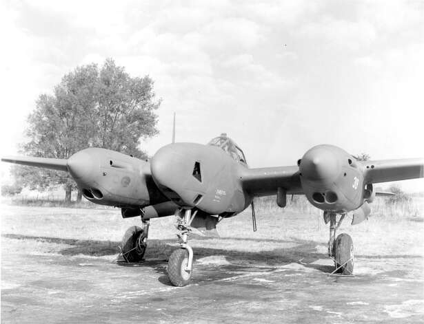 The F-5B was a photo reconnaissance plane based on the P-38 Lightning. Photo: U.S. Air Force