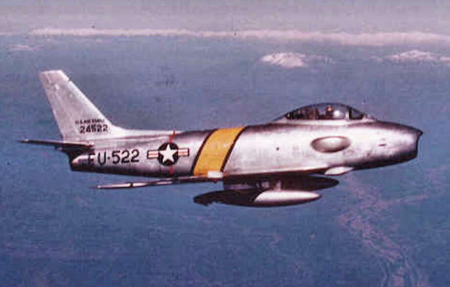 The North American RF-86 was a reconnaissance version of the F-86 Sabre, used for dangerous unescorted missions over MiG Alley during the Korean War. Photo: U.S. Air Force