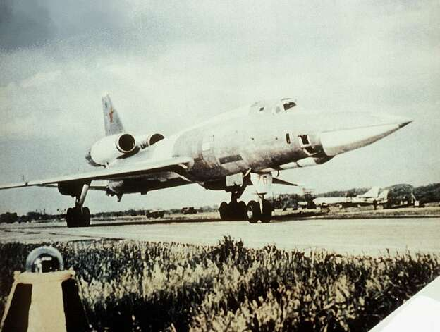 The Soviet Tupolev Tu-22R Blinder-C was a reconnaissance version of the Tu-22, which was the first supersonic soviet bomber. It entered service in 1962. Photo: U.S. Department Of Defense
