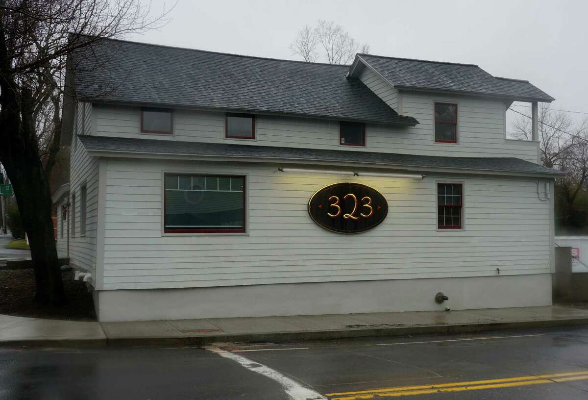 The building at 323 Main St., home to a series of restaurants over the years, has been renovated for the home of a new eatery, 323 Main, which opened Tuesday. WESTPORT NEWS, CT 3/12/13