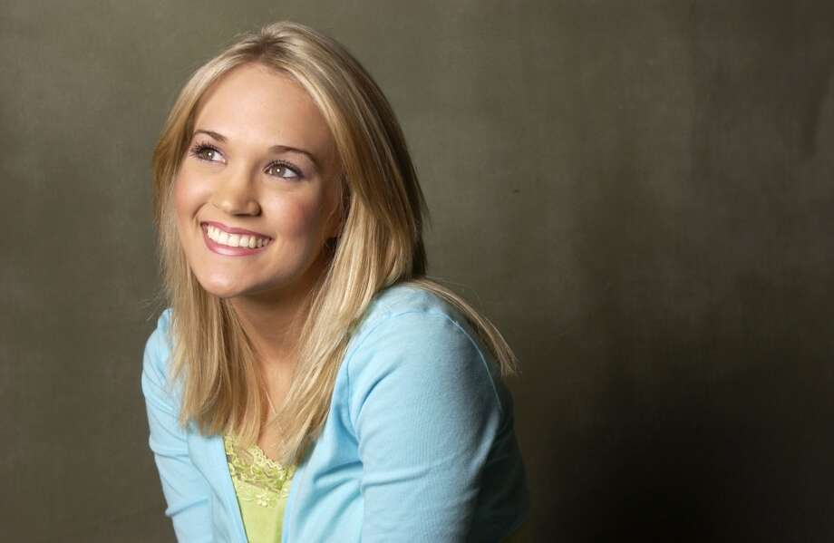 When these celebrities were born in 1983, ''Return of the Jedi'' and ''Billie Jean'' were big hits. Here's a look at stars turning 30 this year, starting with country singer Carrie Underwood, who celebrated her birthday on March 10. She's pictured in 2005, when she was on ''American Idol.''