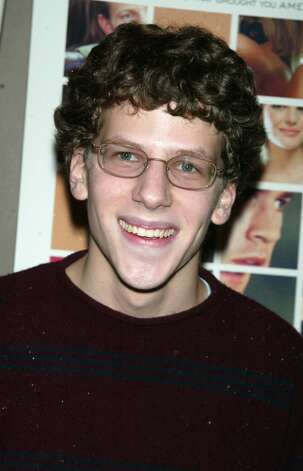 Actor Jesse Eisenberg in 2002. His birthday is Oct. 5.