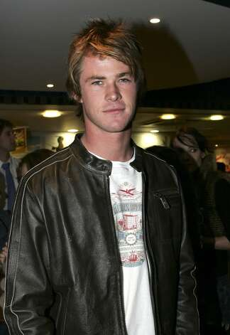 Here's Chris Hemsworth in 2005, before he became ''Thor.'' His birthday is Aug. 11.
