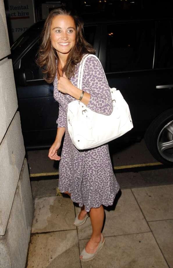 Pippa Middleton in 2007.