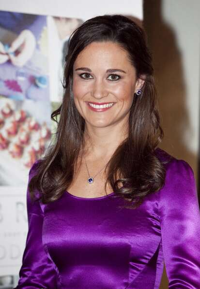 Pippa Middleton in 2012. Her birthday is Sept. 6.