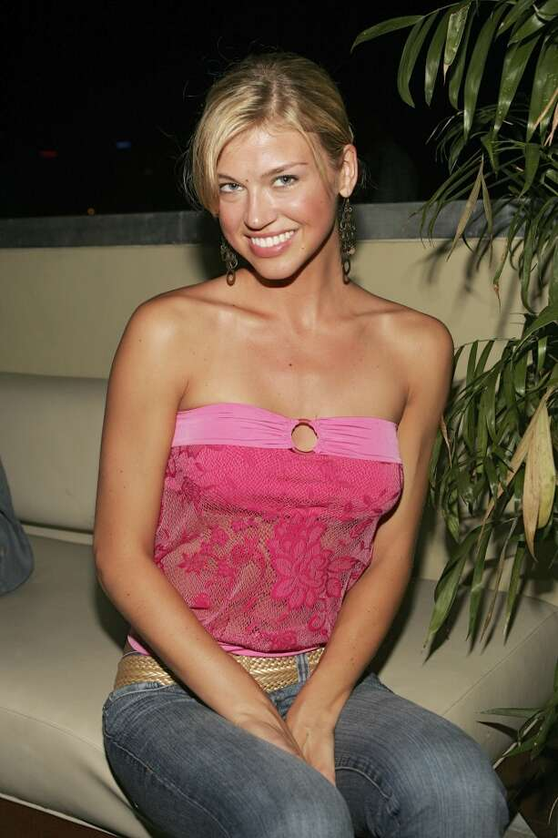 Adrianne Palicki in 2005, shortly before she appeared in the short-lived TV show ''South Beach.'' (Thankfully, she later joined ''Friday Night Lights'').