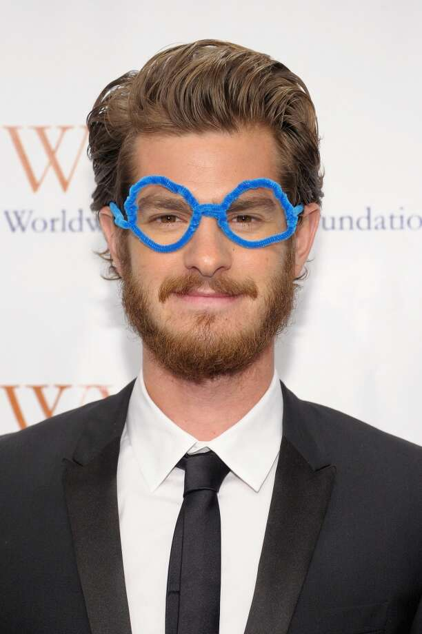 Andrew Garfield, in 2012.