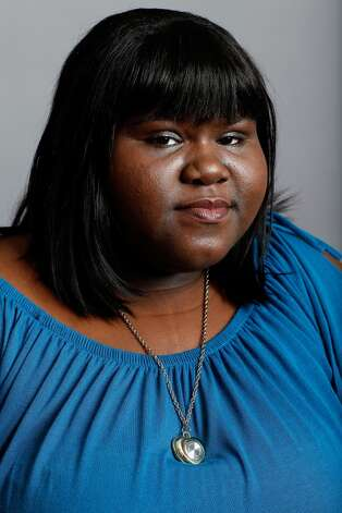 Gabourey Sidibe in 2009, the year she starred in ''Precious.'' Her birthday is May 6.