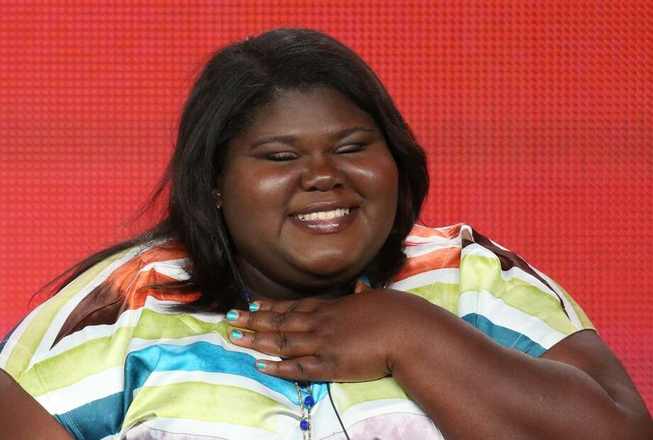 Gabourey Sidibe in 2013. She's recently been on the show ''The Big C.''