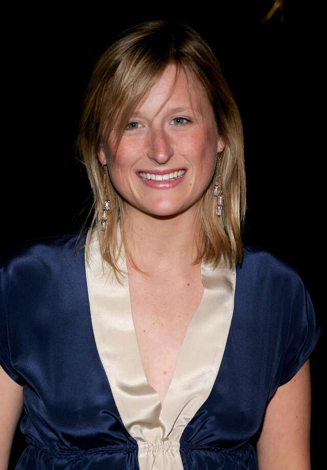 Mamie Gummer in 2006. Her IMDb page says her mother, Meryl Streep, was pregnant with Mamie when she accepted the Best Actress Oscar for ''Sophie's Choice'' in 1983.