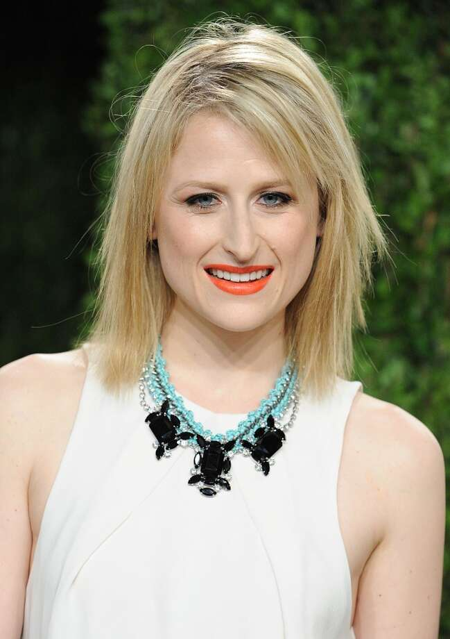 Mamie Gummer, at the Oscars, 2013. Her show, ''Emily Owens, M.D.'' was recently cancelled. Gummer's birthday is Aug. 3.