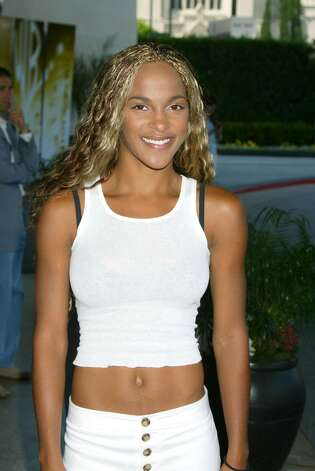 Megalyn Echikunwoke, in 2003. She was recently in the movie ''A Good Day to Die Hard'' and the cancelled show ''Made in Jersey.'' Her birthday is May 28.