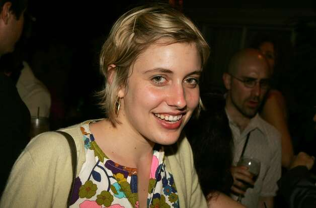 Greta Gerwig in 2007. Her birthday is Aug. 7. She was in the movie ''To Rome with Love.''