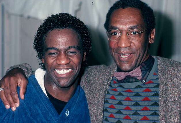 Singer Al Green and Bill Cosby in 1982. Look out, ladies. Photo: Ron Galella, WireImage / Getty Images