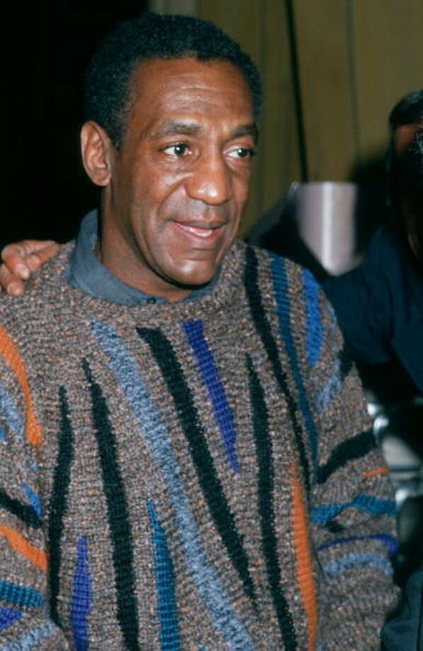Bill Cosby attends a gala at the Waldorf Hotel in New York City in 1987. Apparently the hotel didn't enforce its dress code back then, either. Photo: Ron Galella, WireImage / Getty Images