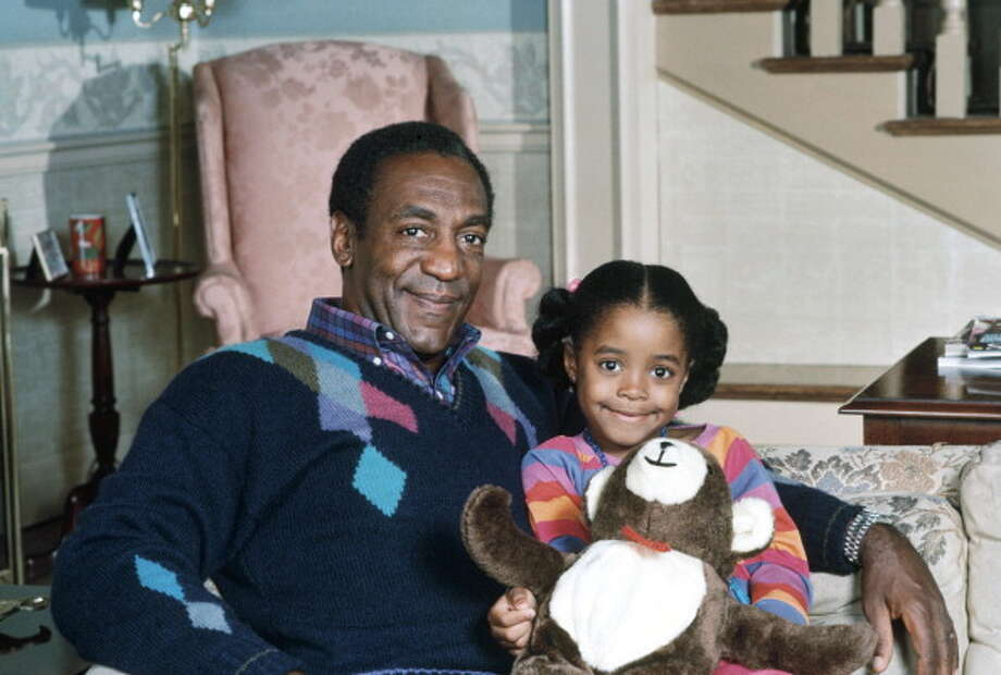 This one is rather mellow for a Cosby sweater, but note the argyle on the right forearm. Photo: NBC, NBC Via Getty Images / Getty Images