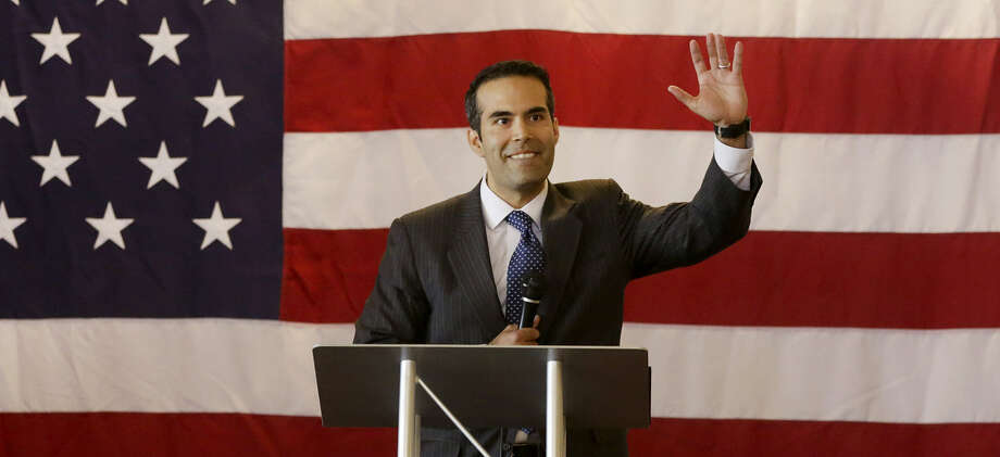 George P. Bush, a lawyer from Fort Worth, is the grandson of one president and the nephew of another. His father is former Florida Gov. Jeb Bush. Photo: San Antonio Express-News / File Photo