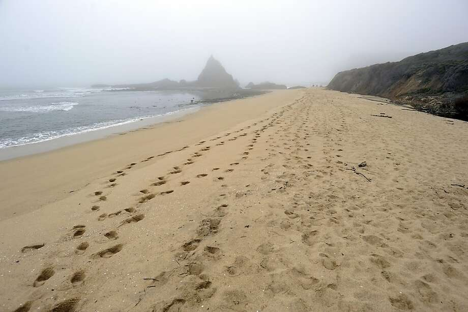 General views of Martins Beach in Half Moon Bay in 2013. Photo: Michael Short, Special To The Chronicle
