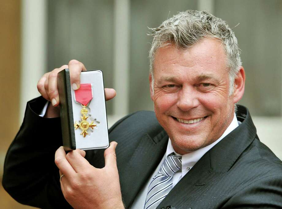 Darren Clarke won the British Open in 2011.