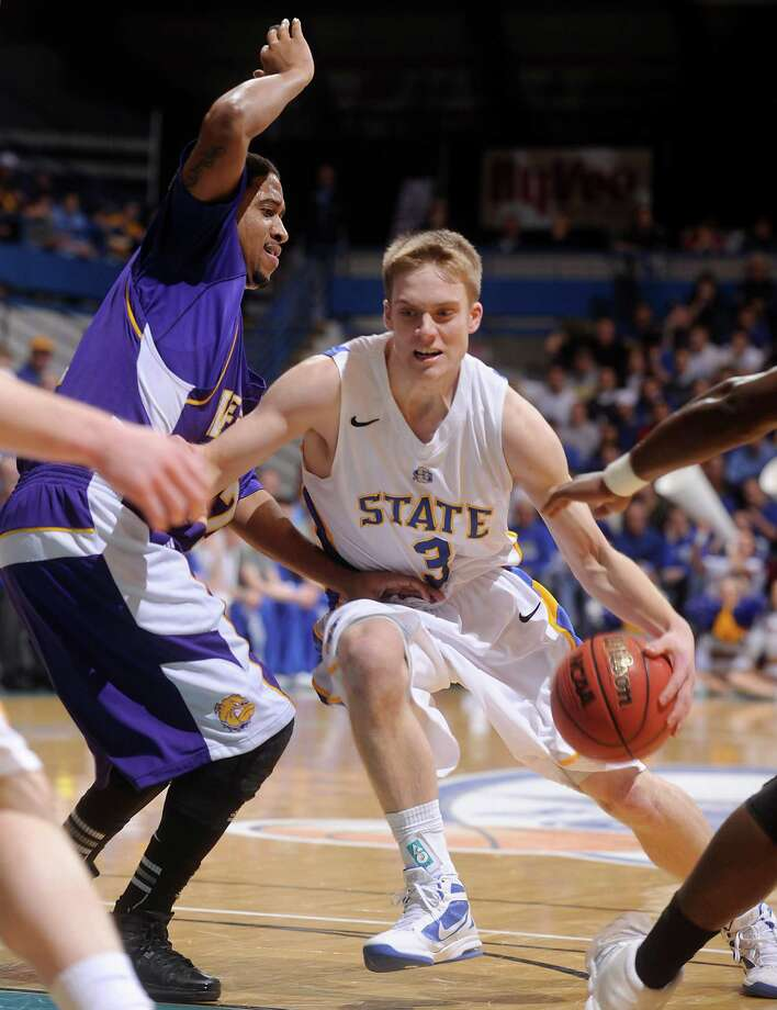 South Dakota StateConference: Summit League Photo: Jay Pickthorn, Associated Press / Argus Leader