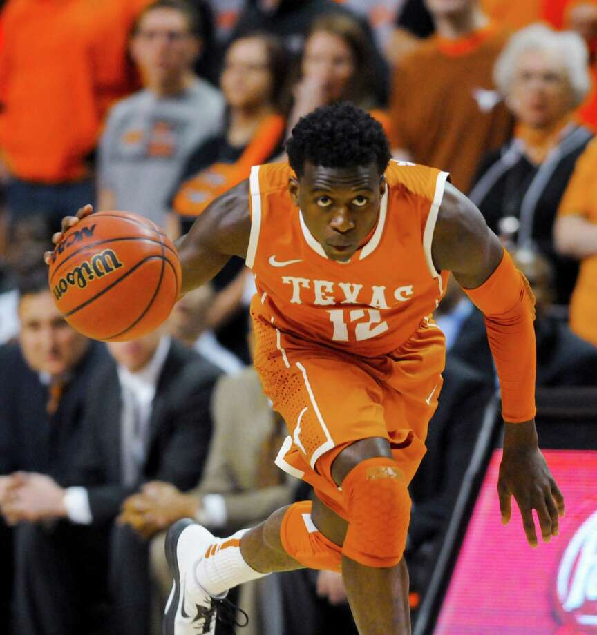 Myck Kabongo is leaving Austin after his sophomore season. Photo: Brody Schmidt, FRE / FR79308 AP