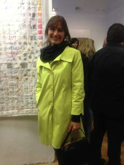 How do you brighten up a chilly day while still being weather-appropriate? Cynthia Spielman h