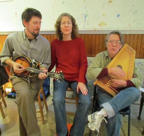 Deirdre Murtha will lead an Open Chantey Sing on St. Patrick's Day at the Rowayton Arts Center. Photo: Contributed Photo / Norwalk Citizen