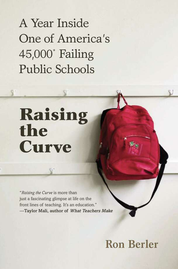"Ron Berler's ""Raising the Curve."" Photo: Contributed Photo"