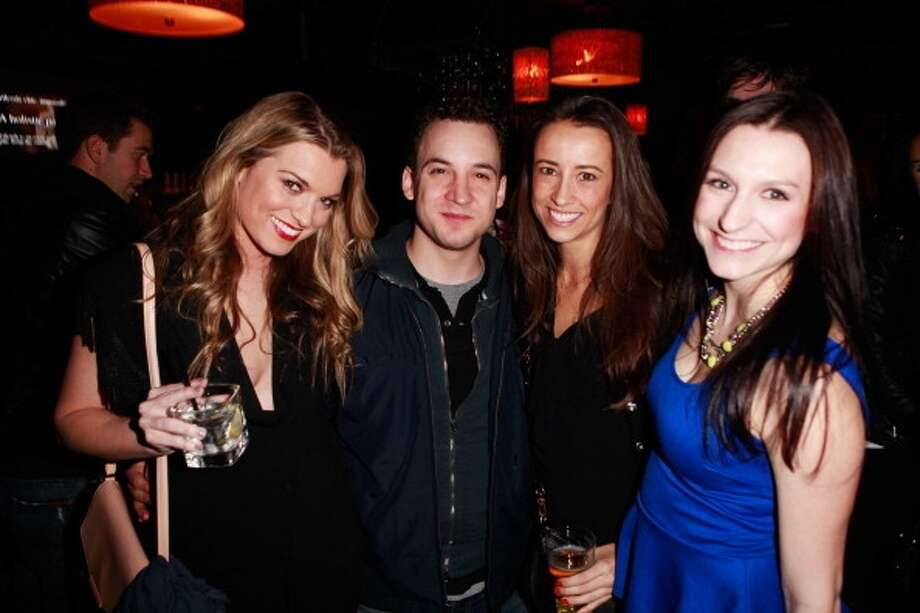 Actor Ben Savage and guests attend Night 1 of Hyde Lounge on January 18, 2013 in Park City, Utah. (Photo by Todd Oren/Getty Images for Hyde Lounge)