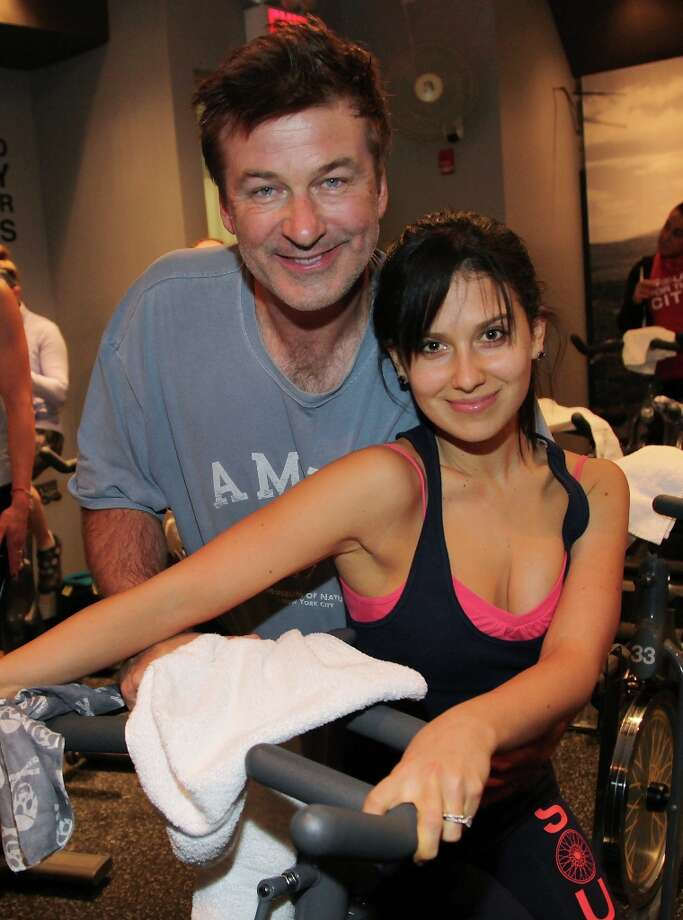 Alec Baldwin, 54, also found young love last year, when he married Hilaria Thomas, a 28-year-old yoga teacher.  Photo: Rob Kim, Getty Images / 2012 Rob Kim