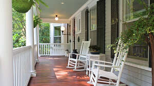 Porch or sunroom:  Depending on your location, these might be a vital or an irrelevant feature. A good porch can do wonders for the value of a home, and a sunroom can be a nice alternative.  Photo: sonjalovas, Flickr  