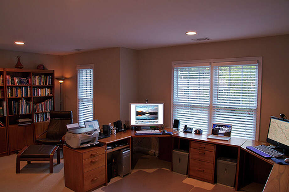 Home offices or studies:  Buyers are looking for homes with value and comfort. A study or a home office is a good way to appeal to more people. Photo: TranceMist, Flickr