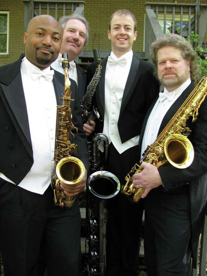 Another quartet is coming to town for a concert presented by the Friends of Chamber Music in Troy. What's different about this group? They play saxophones, not strings. See the New Century quartet at 8 p.m. Saturday at Emma Willard School in Troy. Click here for more information. (Courtesy the artists)